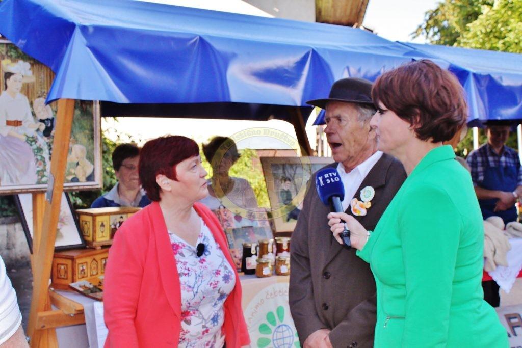 Čebelarsko društvo Naklo, Janez Pivk, 17. 6. 2016