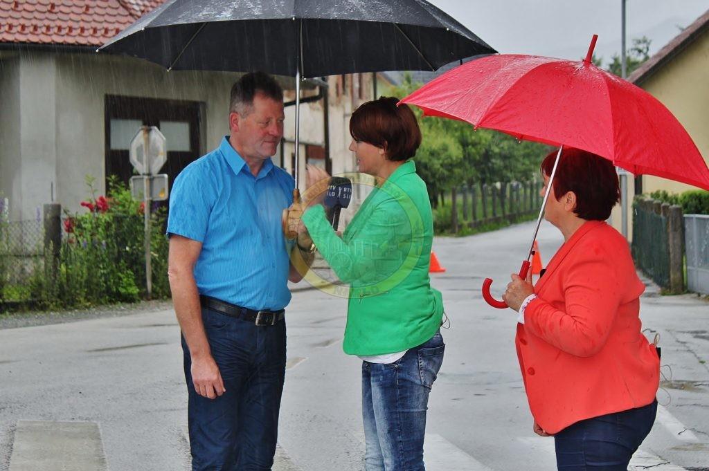 župan Marko Mravlja, 17. 6. 2016, foto David Podobnik