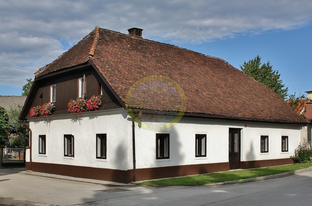 Cestarjova hiša v Naklem